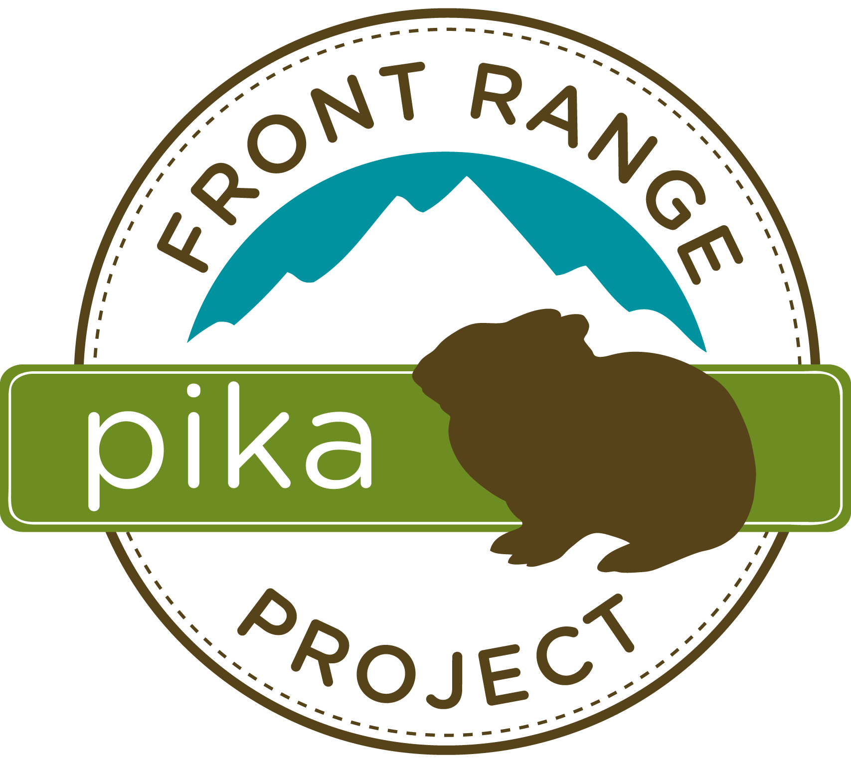 Front Range Pika Project Logo